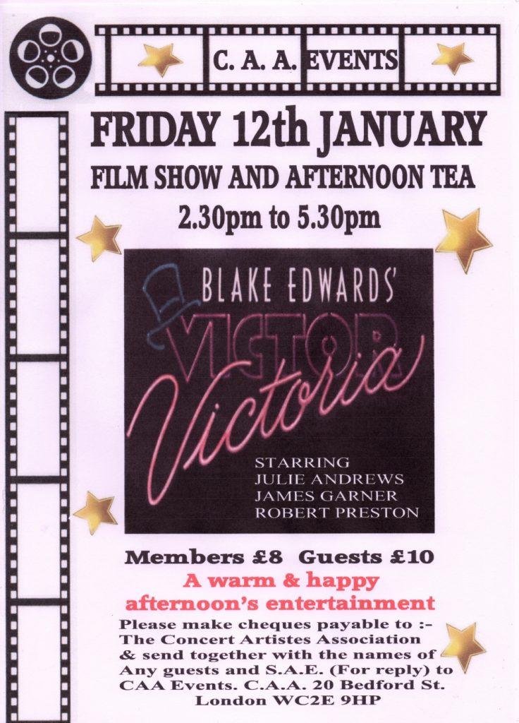 January Film Show