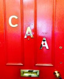 The CAA Doorway Image