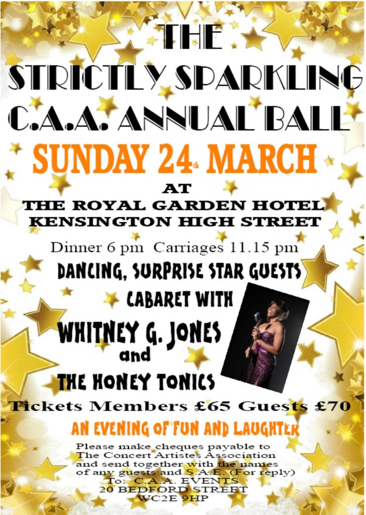 Annual Ball Poster