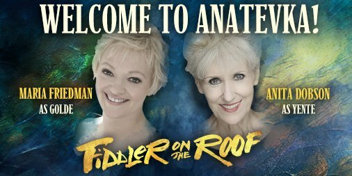 Fiddler on the Roof at the Playhouse Theatre 2019