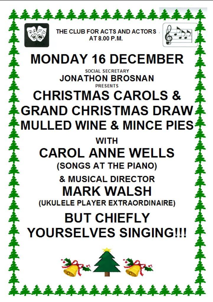 December 16th Poster
