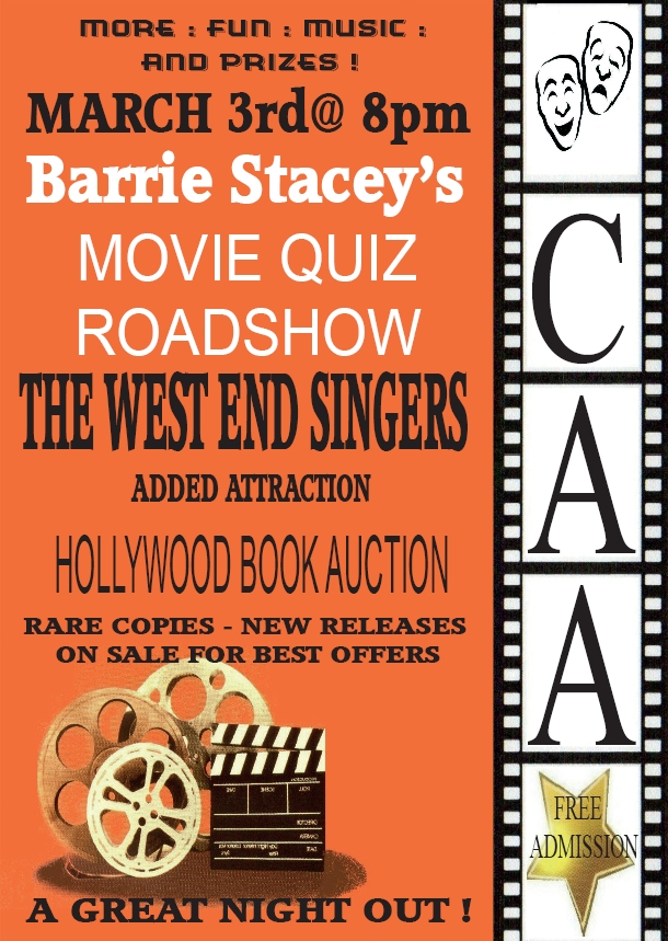 Movie Quiz Poster