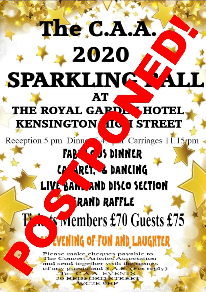 Ball Postponed!