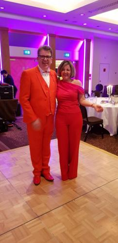 CAA Strictly Sparkling Ball 2019